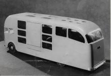 A model of the intended vehicle design